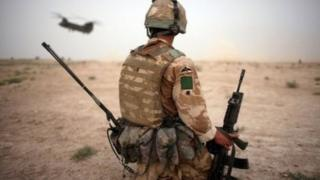British forces withdraw from Afghanistan in 2014