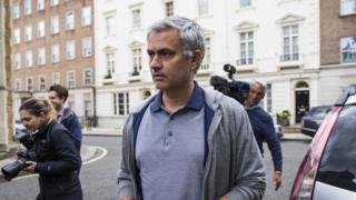 "Mourinho yavuze ko abakinyi ba City ""bagushwa n'akayaga gake"""