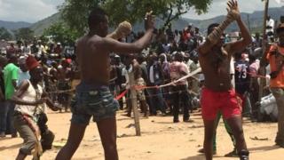Shagon Dan Sama'ila ya buge na Buhari