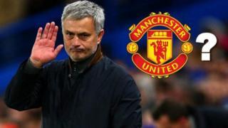 Tababaraha kooxda Manchester United, Jose Mourinho