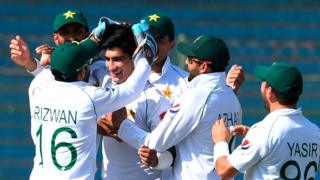 پاکستان کی سری لنکا کے خلاف فتح