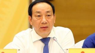 Nguyên Thứ trưởng Nguyễn Hồng Trường, từng nắm chức Trưởng Ban Chỉ đạo đổi mới và phát triển doanh nghiệp Bộ Giao thông vận tải.
