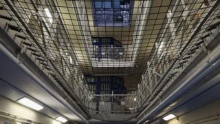 Британская тюрьма