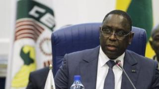 Maandamano dhidi ya rais Macky Sall yafanyika Senegal