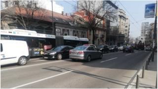 Takovska ulica, Beograd, mart 2019.