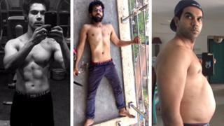 Actors Weight