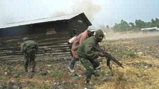 Igisirikare cya Kongo kimaze imyaka gihangana n'imitwe y'inyeshyamba itandukanye