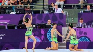 Qimnastika komandası