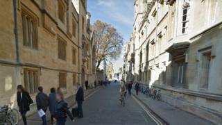 Turl Street