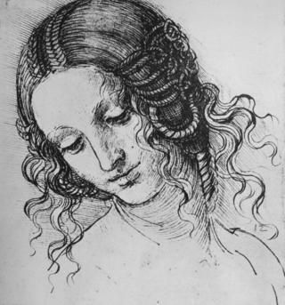 La Scapigliata (Bir Kadının Başı)
