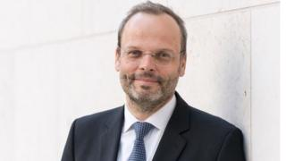 Dr Felix Klein is tasked with monitoring and combating anti-Semitism.