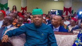 Emeka Ihedioha na Jam'iyyar PDP