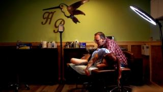 纹身师麦克·普利克特