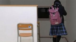 Representational image of Indian school girl