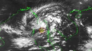 မုန်တိုင်းငယ် အဖြစ် အဖြစ် မြန်မာနိုင်ငံထဲ ဝင်နိုင်