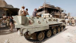 Libya'daki Ulusal Mutabakat Hükümeti'ne bağlı güçlerin çoğu Misrata kentinden geliyor.