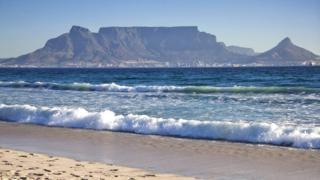 Cape Town waxaa ka dhammaaday kaydkii biyaha