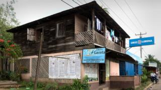 El Colectivo Gaviota, en Rosita.