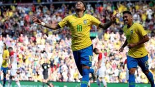 Amical : Brésil-Croatie, le retour de Neymar
