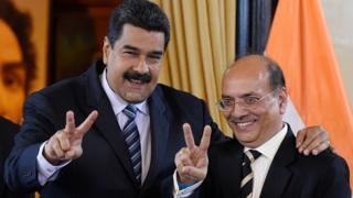 वेनेज़ुएला भारत का रिश्ता