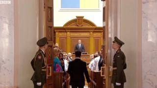 Володимир Зеленський оголосив, що розпустить Верховну Раду