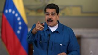 نیکولاس مادورو، رئیسجمهوری ونزوئلا