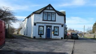 Dalry Police Station