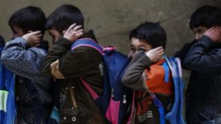 Syrian Children