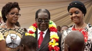 Mugabe n'umugore we Grace