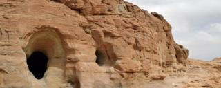 Many people visit Israel's Timna National Park