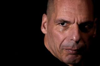 Ex-ministro das Finanças da Grécia Yanis Varoufakis