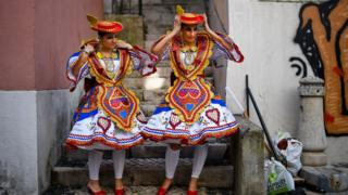 Bailarinas Portugal