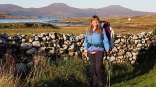 Karen Penny on her journey