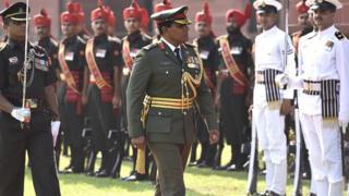 मालदीव के सेना प्रमुख