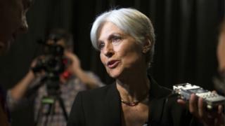 جیل استاین، نامزد حزب سبز آمریکا گفته بنا دارد در ایالتهای پنسیلوانیا و میشیگان هم درخواست رسمی بازشمارش آرا دهد