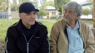 Собиқ имом Руҳиддин Фахриддинов ва ҳуқуқ ҳимоячиси Сурат Икромов