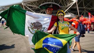 Meksika ve Brezilya