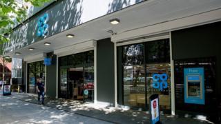 A Co-op store