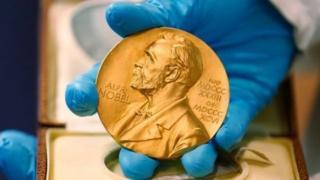 Medalla del Nobel