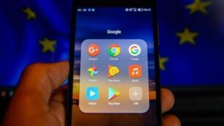 کمیسیون اروپا: گوگل، شرکتهای سازنده تبلت و تلفن همراه اندروید را مجبور به نصب نرمافزارهای جستوجوی گوگل و مرورگر کروم کرده است