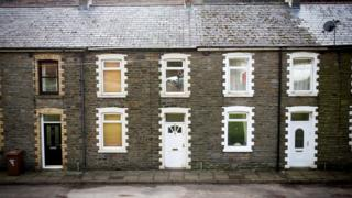 Picture of terraced houses