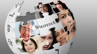 Mujeres de wikipedia