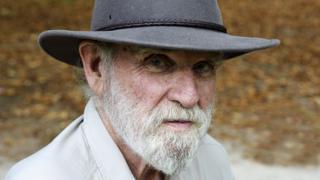 Canadian writer Graeme Gibson