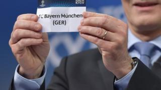 Beşiktaş'ın Şampiyonlar Ligi son 16 turundaki rakibi Bayern Münih oldu.