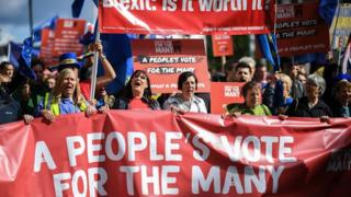 The March for the Many in Liverpool in September