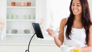 ZTE hands-free phone