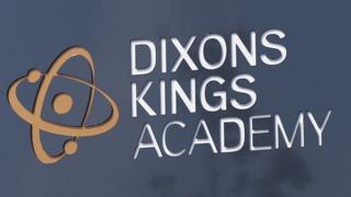 Dixons Kings Academy sign