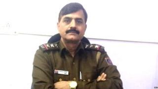 एसएचओ संजय कुमार