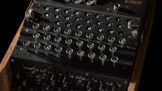 Image of the Enigma M1070