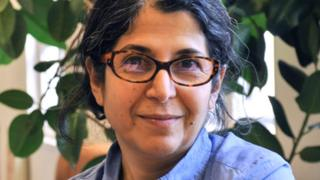 science Fariba Adelkhah (file photo)